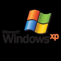 Windows XP logo vector free