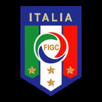 Italy national football team logo vector free