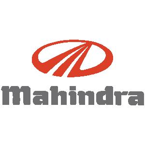 Mahindra logo vector