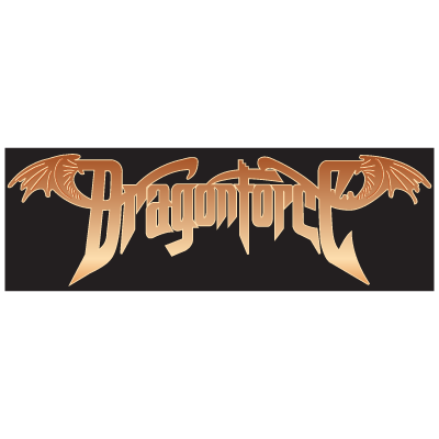 Dragonforce logo vector