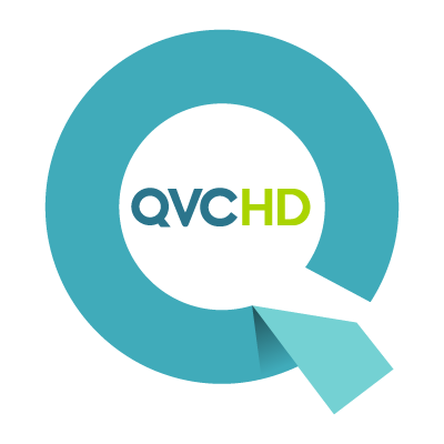 QVC HD logo vector