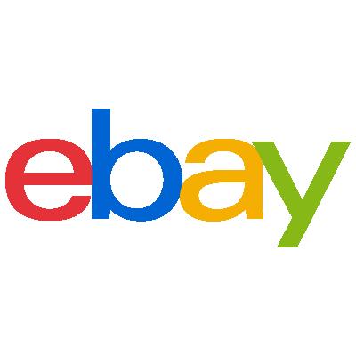 New EBay logo vector