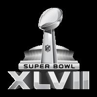 Super Bowl XLVII vector logo