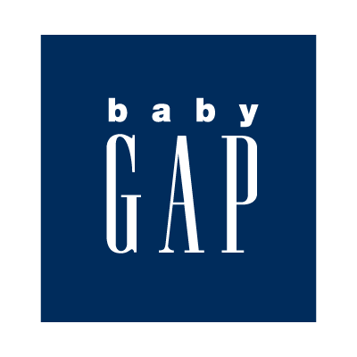 Baby Gap vector logo