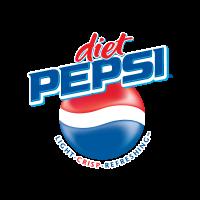 Diet Pepsi logo vector free download