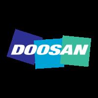 Doosan logo vector free