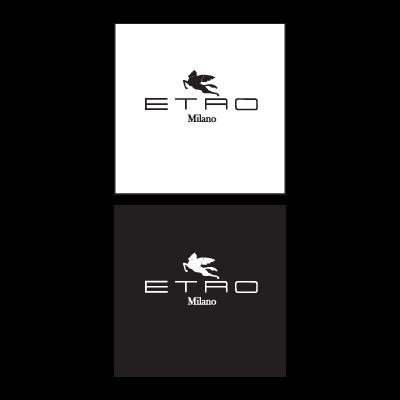 Etro milano logo vector
