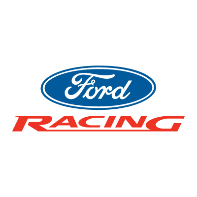 Ford Racing logo vector