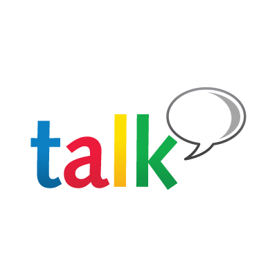 Google Talk vector logo