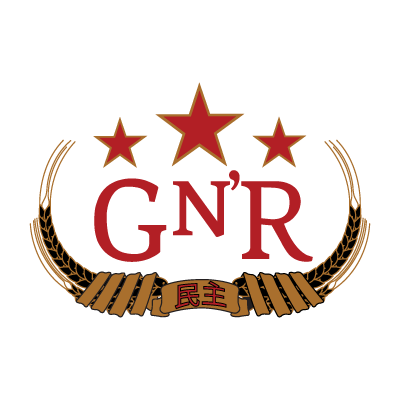 Guns N Roses vector logo