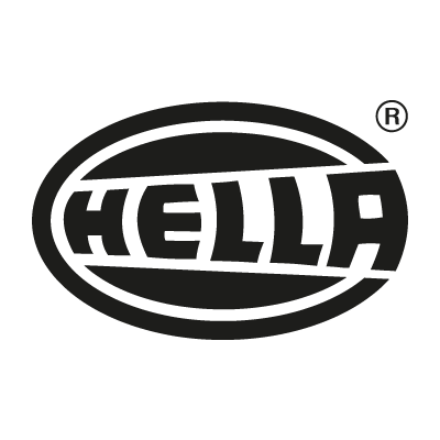 Hella vector logo