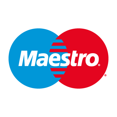 Maestro Card vector logo