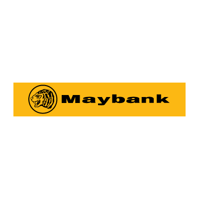 Maybank vector logo