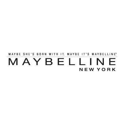 Maybelline vector logo