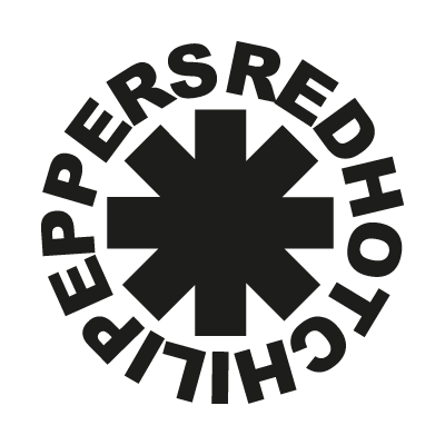 Red Hot Chili Peppers vector logo