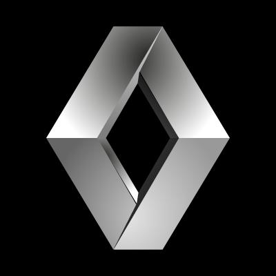 Renault auto vector logo