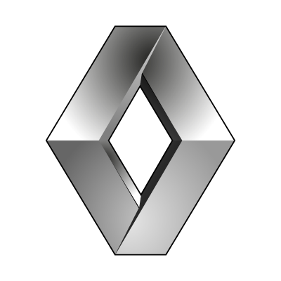 Renault auto logo