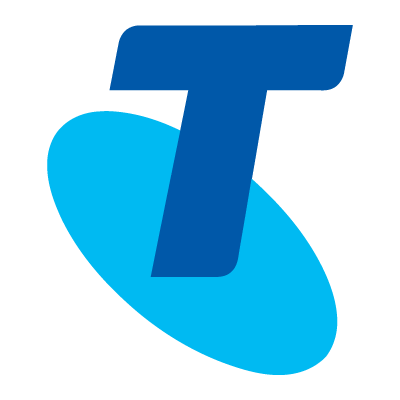 Telstra logo vector