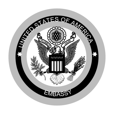 United States of America Embassy vector logo
