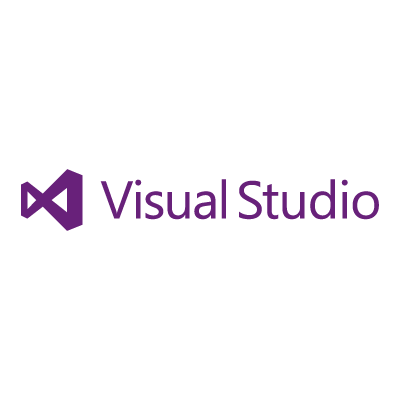 Visual Studio 2012 logo vector