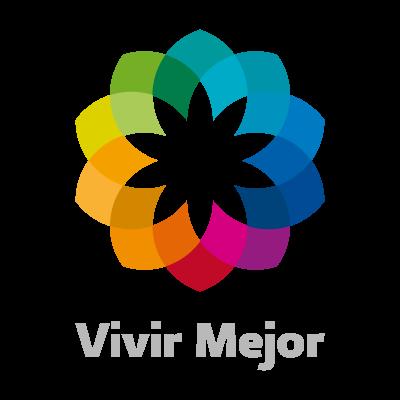 Vivir Mejor Cuadro logo