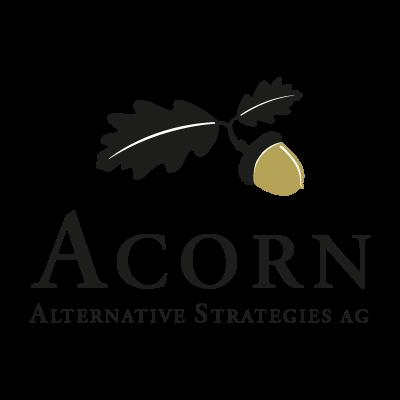 Acorn vector logo