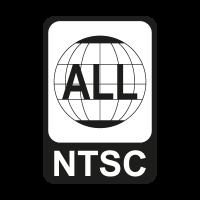All NTSC vector logo free