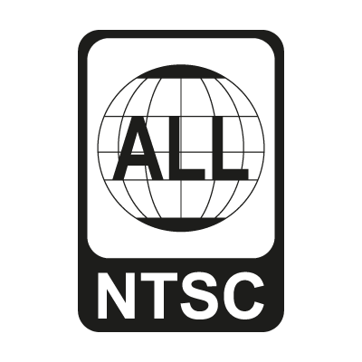 All NTSC vector logo
