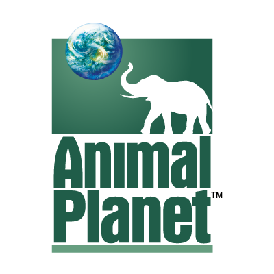 Animal Planet TV vector logo
