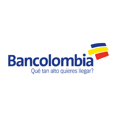Bancolombia logo vector