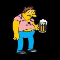 Barney logo vector free download