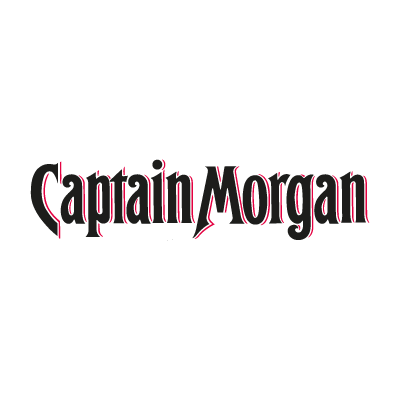Captain Morgan vector logo