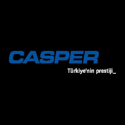 Casper logo vector