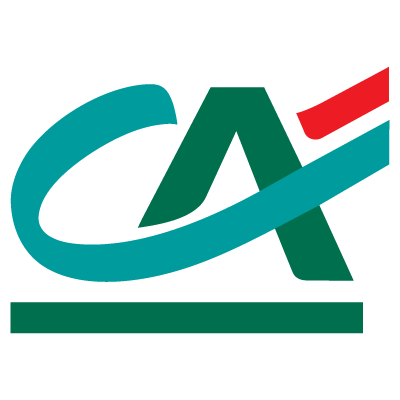 Credit Agricole logo vector