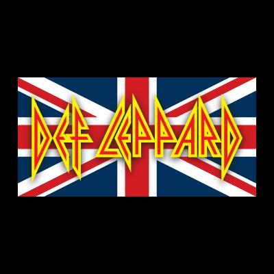 Def Leppard logo vector