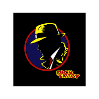 Dick Tracy vector logo free download