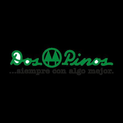 Dos Pinos vector logo