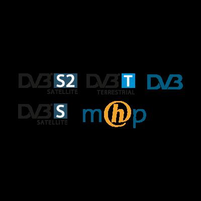 DVB vector logo