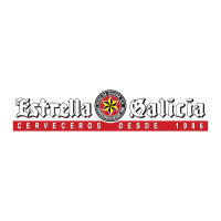 Estrella Galicia logo vector free