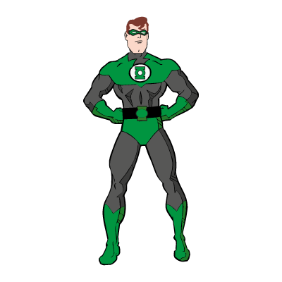 Green Lantern Film logo
