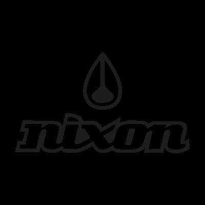 Nixon vector logo