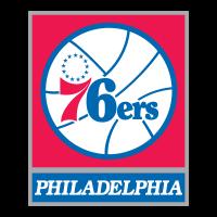 Philadelphia 76ers logo vector