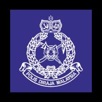 Polis Diraja Malaysia vector logo free