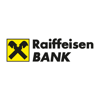 Raiffeisen Bank vector logo