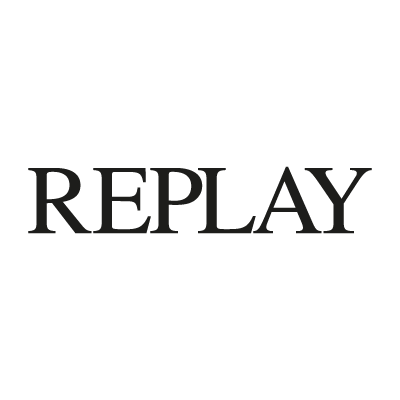 Replay vector logo