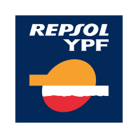 Repsol YPF vector logo free download
