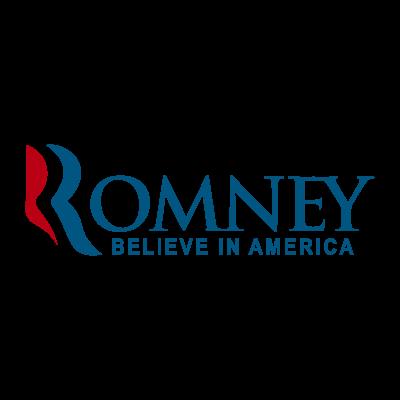 Mitt Romney vector logo