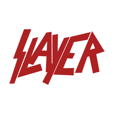 Slayer vector logo