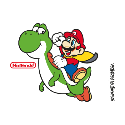 Super Mario World vector