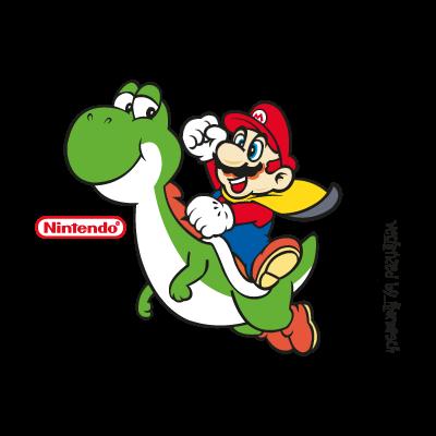 Super Mario World vector